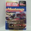 RACING CHAMPIONS HOT ROD 1:58 1968 FORD MUSTANG '68 #3 TENSION NRFP 1 OF 9,998