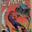 VINTAGE MARVEL POWER PACK COMIC BOOK JAN 1984 #6