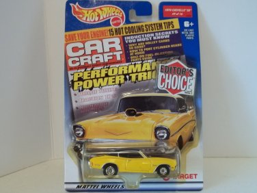 HOT WHEELS EDITORS CHOICE 1970 CHEVELLE SS '70 TARGET EXCLUSIVE #9 OF 16 NRFP