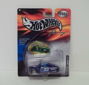 HOT WHEELS RACING 1:64 TAIL DRAGGER OAKWOOD 2001 JOE NEMECHEK #33 NRFP