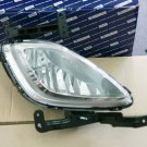 Fog lamp LH of Hyundai Elantra 2011 2012 2013