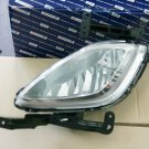 Fog lamp RH of Hyundai Elantra 2011 2012 2013