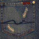 Seven Jeans Havanah Destroyed Flare SZ 30