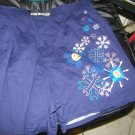 NEW JOE BOXER SMILEY SNOWFLAKE MEN'S BOXERS XXL