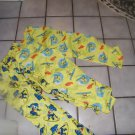 NEW 2 SPONGE BOB SQUARE PANTS LOUNGE  SLEEP PANTS 8