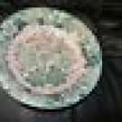 NEW SPODE BLUE ROOM GARDEN COLLECTION JASMINE VEGETABLE BOWL PINK GREEN