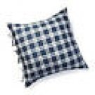 NEW 2 Jeffrey Banks Aix En Provence Euro Shams PLAID QUILTED