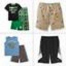 NEW Joe Boxer Boy's 3-Piece Pajama Set - Slime M 8