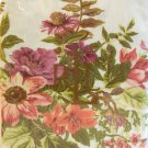 NEW Ralph Lauren Tablecloth Brittany Floral CREAM  60 x 104
