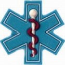 MEDICAL SYMBOL SHOE CHARM FOR ALL CLOGS AND CROCS
