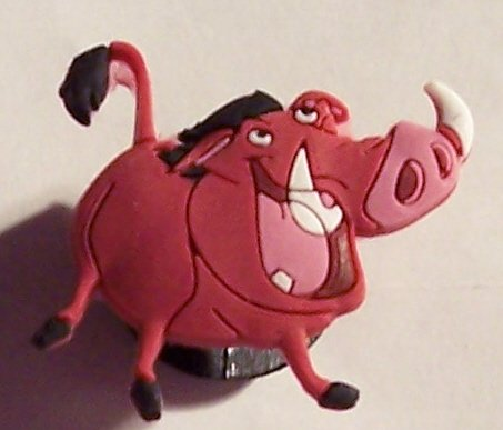 PUMBA SHOE CHARMS FOR ALL CLOGS AND CROCS