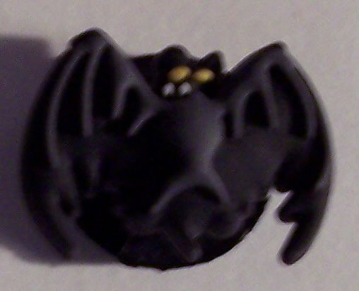 BAT SHOE CHARM FOR ALL CLOGS AND CROCS