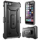 "iPhone 6 Plus 5.5"" Case SUPCASE [Full Body Rugged Heavy Duty] Belt Clip Holster"