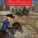Rush Revere and the American Revolution: Time-Travel Adventures  Audiobook, CD