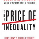 The Price of Inequality:  by Joseph E. Stiglitz [Hardcover]