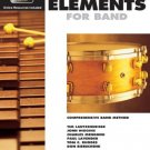 Essential Elements 2000: Book 1 with CD-ROM (Percussion) (Percussion Book 1)