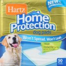 Hartz Home Protection Pads for Dogs Unique 7 Layer Protection Against Wetness