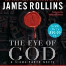 The Eye of God Low Price CD (Sigma Force Novels) Audiobook CD