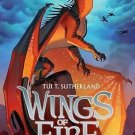 Wings of Fire Book Four: The Dark Secret Hardcover by Tui T. Sutherland