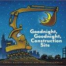 New Goodnight, Goodnight Construction Site [Hardcover] by Sherri Duskey Rinker