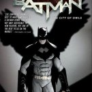 Batman Vol. 2: The City of Owls (The New 52) [Hardcover] by Scott Snyder
