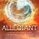 Allegiant (Divergent Trilogy) Hardcover by Veronica Roth