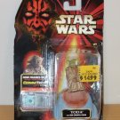 STAR WARS Episode 1 Yoda  Jedi Council Chair With CommTech Chip MIP