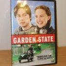Garden State DVD With Zach Braff & Natalie Portman