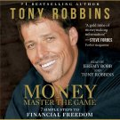 MONEY Master the Game 7 Simple Steps to Financial Freedom Audio CD Tony Robbins