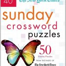 The New York Times Sunday Crossword Puzzles Volume 40 (NEW)