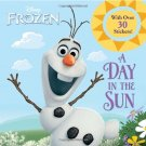 A Day in the Sun (Disney Frozen) Paperback by Frank Berrios