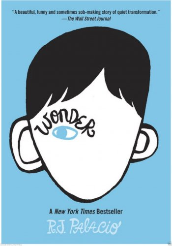 Wonder by R. J. Palacio  [Hardcover]