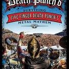 Death Punch'd Surviving Five Finger Death Punch's Metal Mayhem by Jeremy Spencer