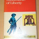 Vintage Landmarks of Liberty (Hardcover) Published in 1970