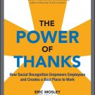 The Power of Thanks How Social Recognition Empowers Employees Best Place to Work