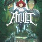 Amulet #4: The Last Council [Paperback] by Kazu Kibuishi
