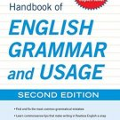 McGraw-Hill Handbook of English Grammar and Usage, 2nd Edition  by Mark Lester