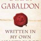 Written in My Own Heart's Blood A Novel by Diana Gabaldon (Hardcover)