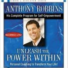 Unleash the Power Within: Personal Coaching from Anthony Robbins  [Audiobook CD]