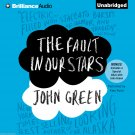 The Fault in Our Stars Audiobook CD by John Green New