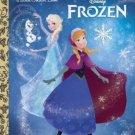 Frozen Little Golden Book (Disney Frozen) Hardcover  by RH Disney NEW Fast Ship