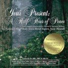 Your Present A Half Hour of Peace A Guided Imagery Meditation Audiobook CD