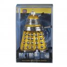 "NEW Kurt Adler 5"" Inch Doctor Who Yellow Dalek Robot Christmas X Mas Ornament"
