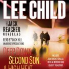 Three Jack Reacher Novellas (With Jack Reacher's Rules) Audiobook CD Lee Child