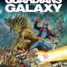 Guardians of the Galaxy: Beginnings (Hardcover) by Tomas Palacios