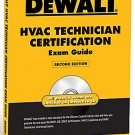 New DEWALT HVAC Technician Certification Exam Guide
