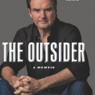 The Outsider: A Memoir [Hardcover] by Jimmy Connors