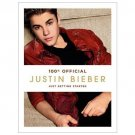 Justin Bieber: Just Getting Started [Hardcover] by Justin Bieber