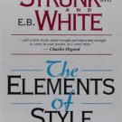 The Elements of Style (4th Edition) [Hardcover] by William Strunk