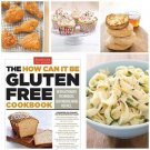 The How Can It Be Gluten Free Cookbook America's Test Kitchen 1936493616